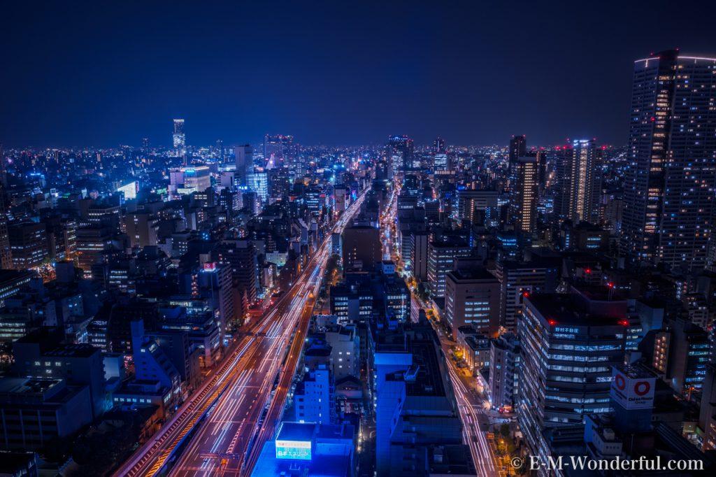 20151020 PA200172 HDR 1024x682 - 初心者でも簡単、デジイチで夜景を綺麗に撮る方法