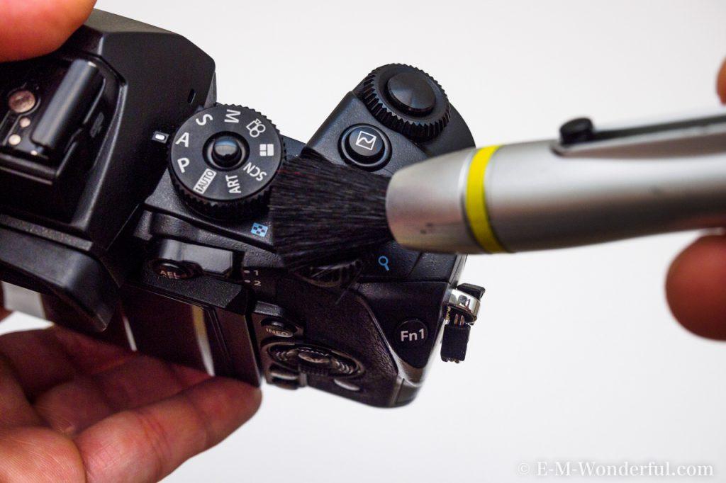 20160610 P6104666 1024x682 - 正しい方法でカメラボディを掃除しよう~デジタル一眼カメラのススメ~