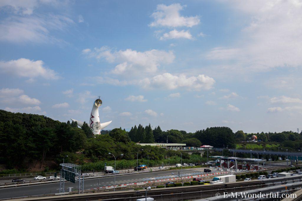 20160813 P8130008 1024x682 - 万博記念公園に向日葵(ひまわり)を見に行ってきました