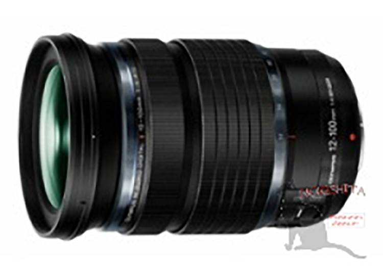 12 100mm - オリンパスから発表予定の新レンズの画像
