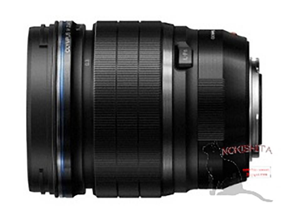 25 43 - オリンパスから発表予定の新レンズの画像