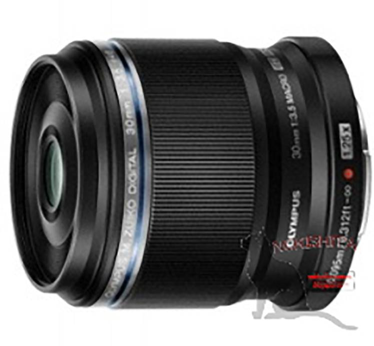 30mm - オリンパスから発表予定の新レンズの画像