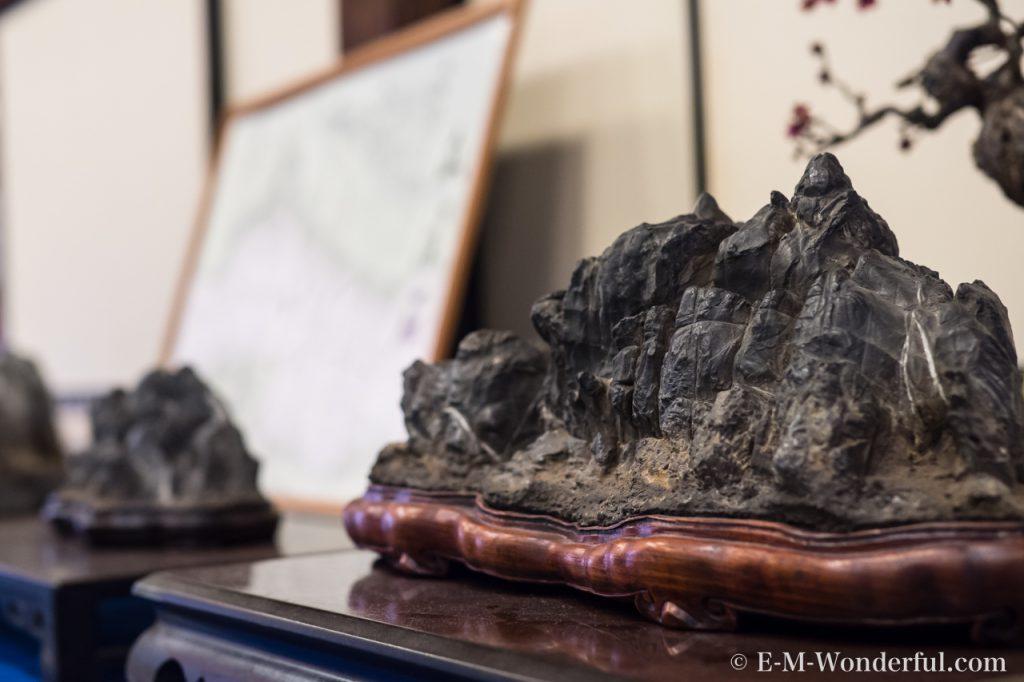 20170226 P2261049 1024x682 - 大阪天満宮に「盆梅と盆石展」を見に行ってきました