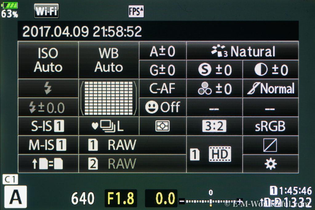 20170409 P4090081 1 1024x682 - E-M1markⅡの新機能、ダブルスロットについて解説