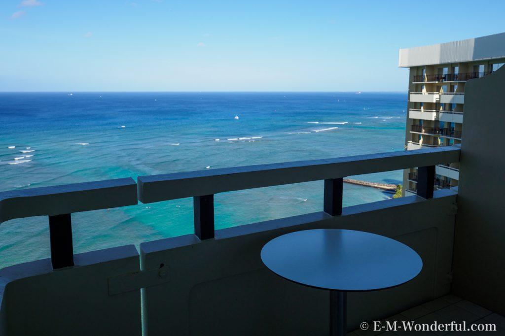 20170601 P6010016 1024x682 - 初めてハワイ旅行、シェラトン・ワイキキ・ホテルに宿泊しました