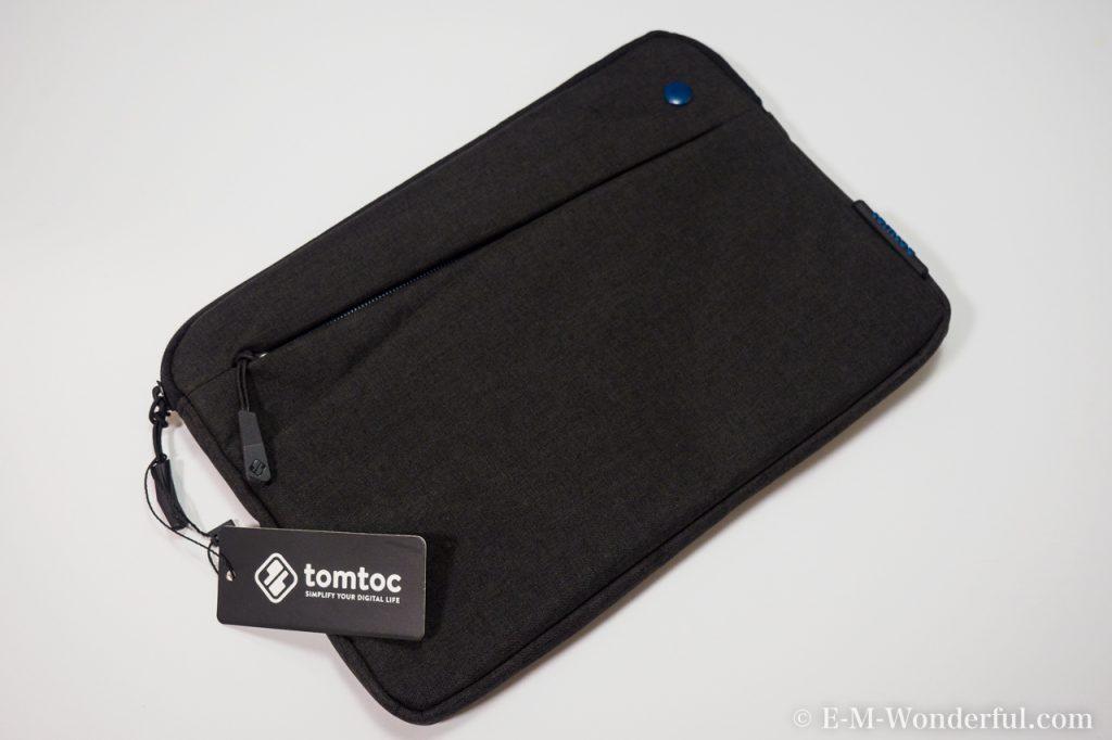 20170927 P9270005 1 1024x682 - iPad Pro 10.5インチに最適、Tomtoc スリーブケースを購入しました