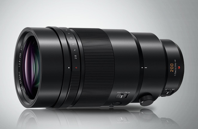 05331836fdf9684fefcf55eb75445d99 - パナソニックがLEICA DG ELMARIT 200mm F2.8を海外で発表しました