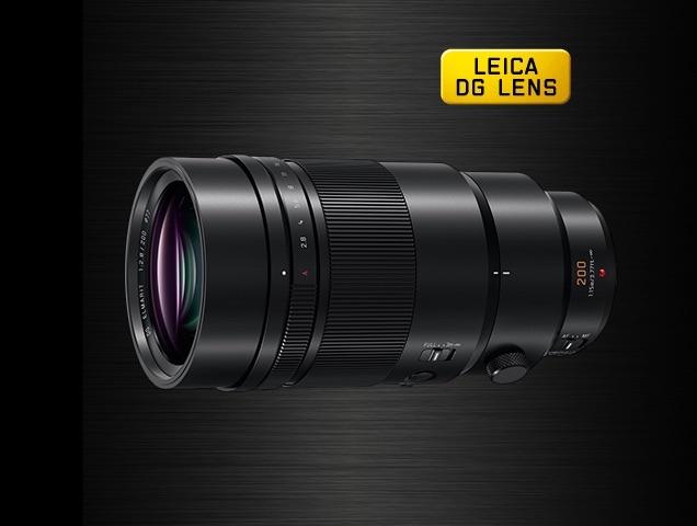 200 - パナソニックがLUMIX G9 PROとLEICA DG ELMARIT 200mm  F2.8を国内で正式発表しました