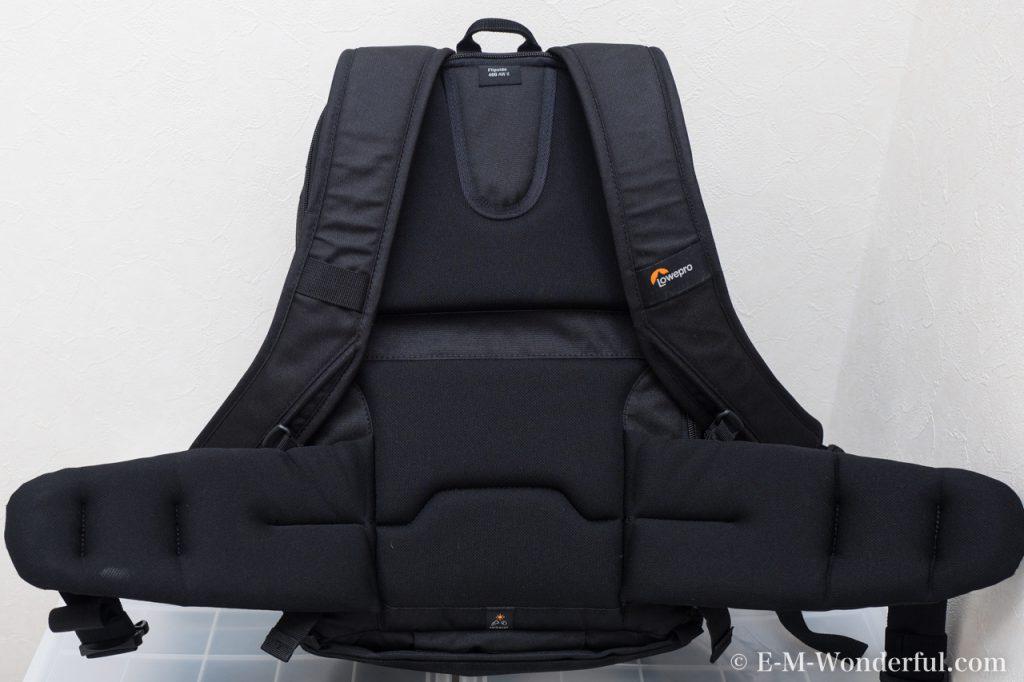 20180210 P2100125 1024x682 - Lowepro(ロープロ)フリップサイド 400AW2を購入しました