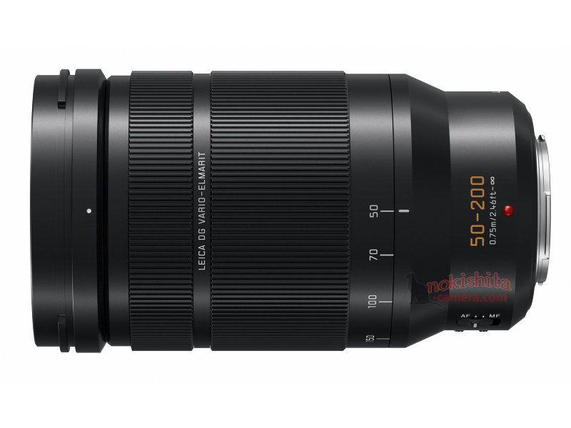 panasonic 1 2 - LEICA DG VARIO-ELMARIT 50-200mm F2.8-4.0の画像がリークされました