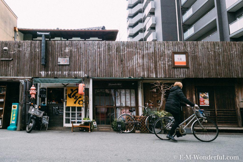 20180225 P2250118 1024x682 - 昭和レトロな建物が点在する町、空堀界隈に行ってきました