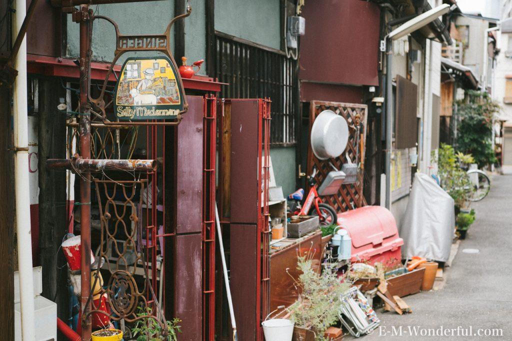 20180225 P2250423 1024x682 - 昭和レトロな建物が点在する町、空堀界隈に行ってきました
