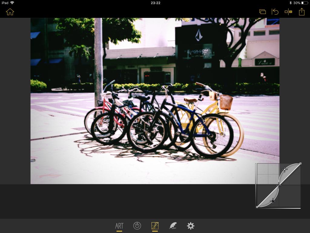 IMG 0821 1024x768 - 写真をおしゃれに加工できる、Olympus Image Palette(オリンパスイメージパレット)の使い方