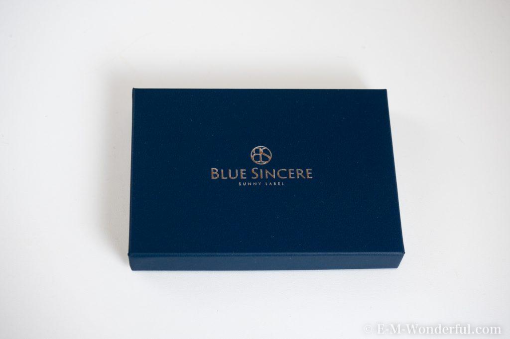 20180420 P4200029 1024x682 - ICカード2枚使いにおすすめ、BLUE SINCEREのパスケースを購入しました