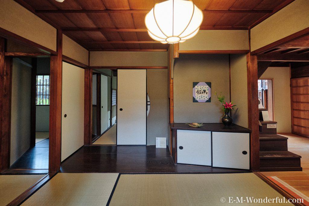 20180430 P4300807 AuroraHDR2018 edit 1024x682 - 築100年の町屋を見学できる、奈良町にぎわいの家に行ってきました