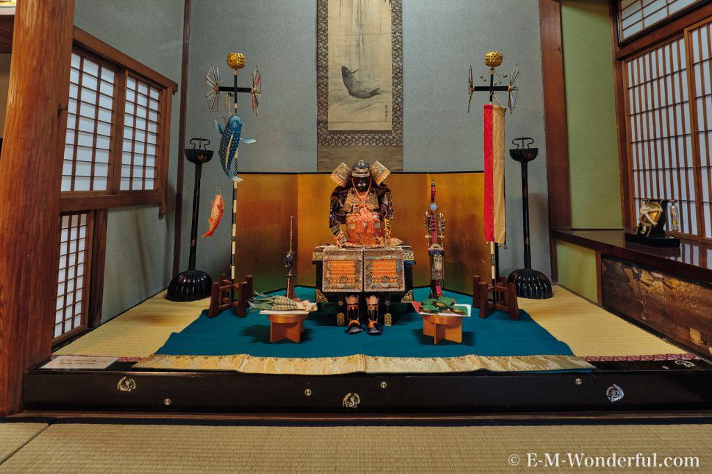 20180430 P4300851 AuroraHDR2018 edit 1024x682 - 築100年の町屋を見学できる、奈良町にぎわいの家に行ってきました