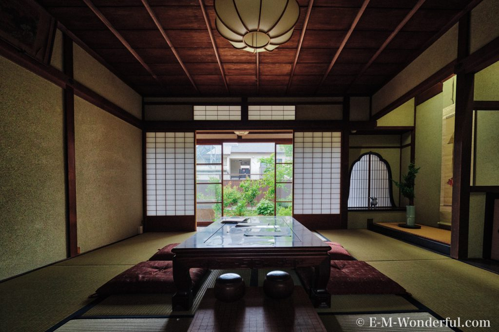 20180430 P4300896 AuroraHDR2018 edit 1024x682 - 築100年の町屋を見学できる、奈良町にぎわいの家に行ってきました