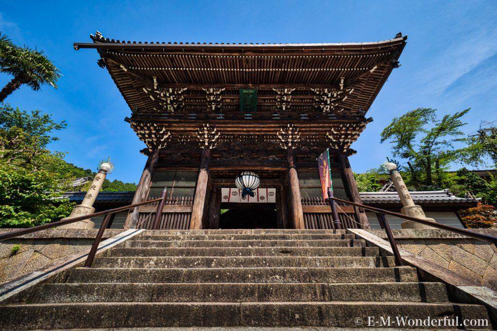 20180617 P6170140 AuroraHDR2018 edit 1024x682 - 奈良の長谷寺で紫陽花を撮影してきました