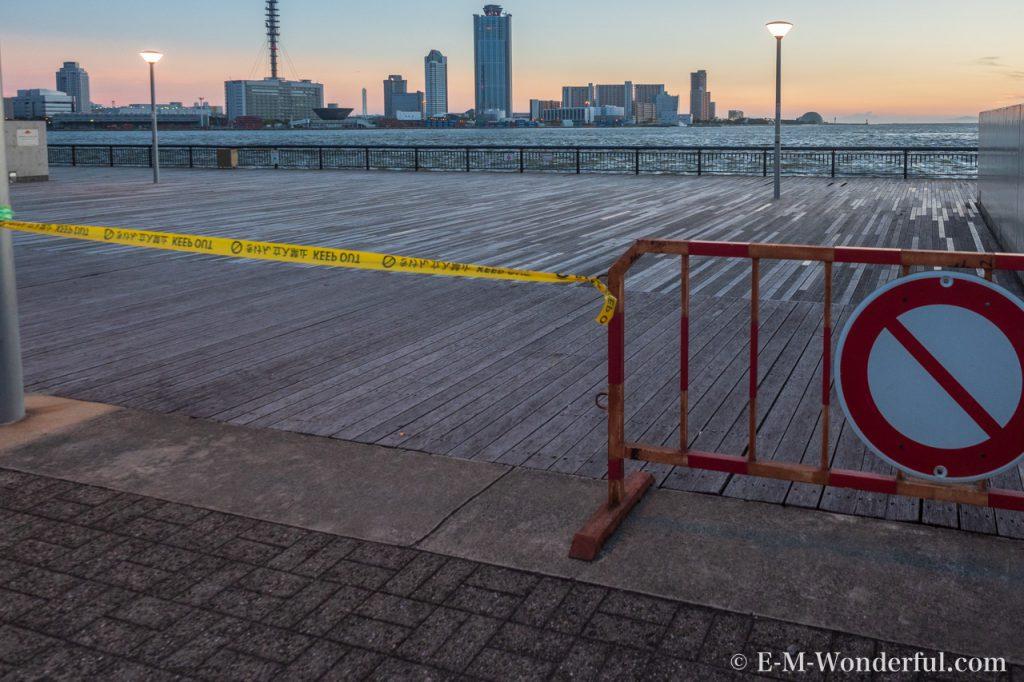 20180826 P8260138 1024x682 - 大阪港で一番綺麗な夕日が見られる、ダイヤモンドポイントに行ってきました