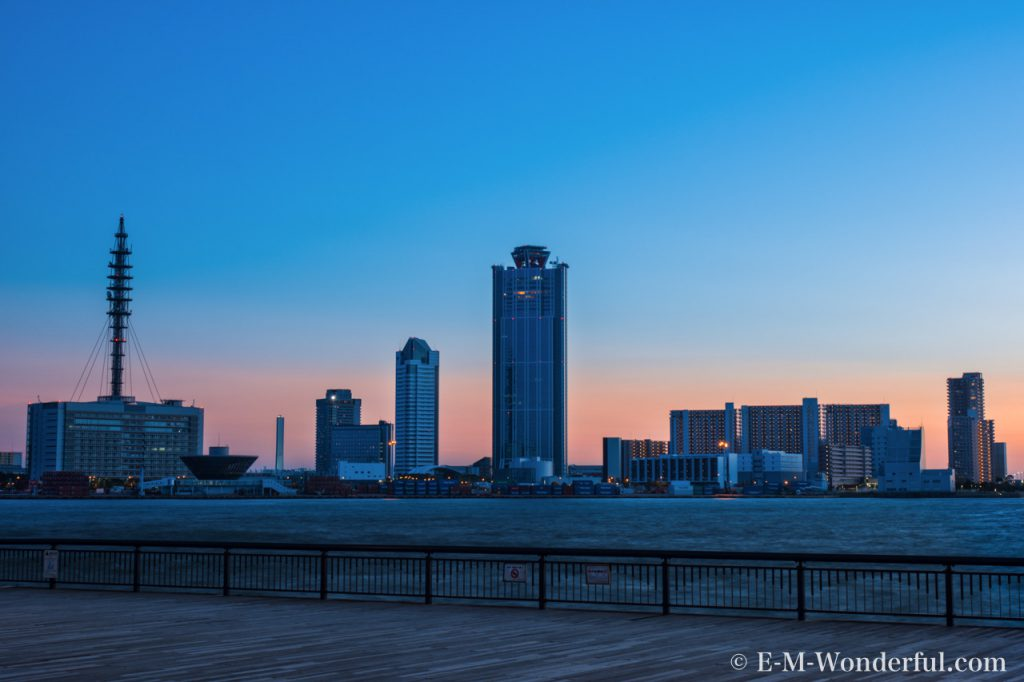20180826 P8260149 Edit 3 Edit 2 1024x682 - 大阪港で一番綺麗な夕日が見られる、ダイヤモンドポイントに行ってきました