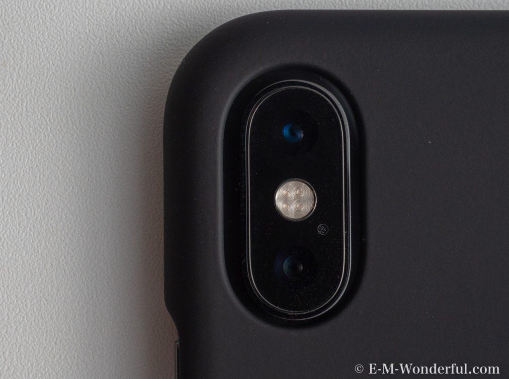 20180921 P9210274 1024x762 - iPhoneXS用にAndMeshの保護ケースとラスタバナナの保護フィルムを購入しました