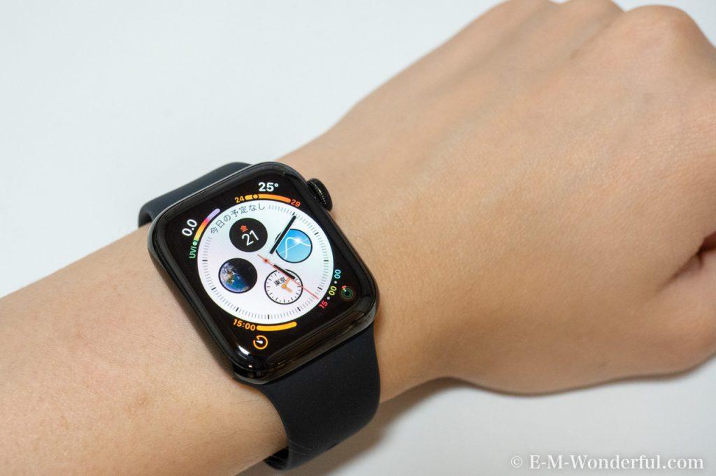 20180921 P9210358 1024x682 - Apple Watch series 4  (ステンレススチール 40mm)を購入しました