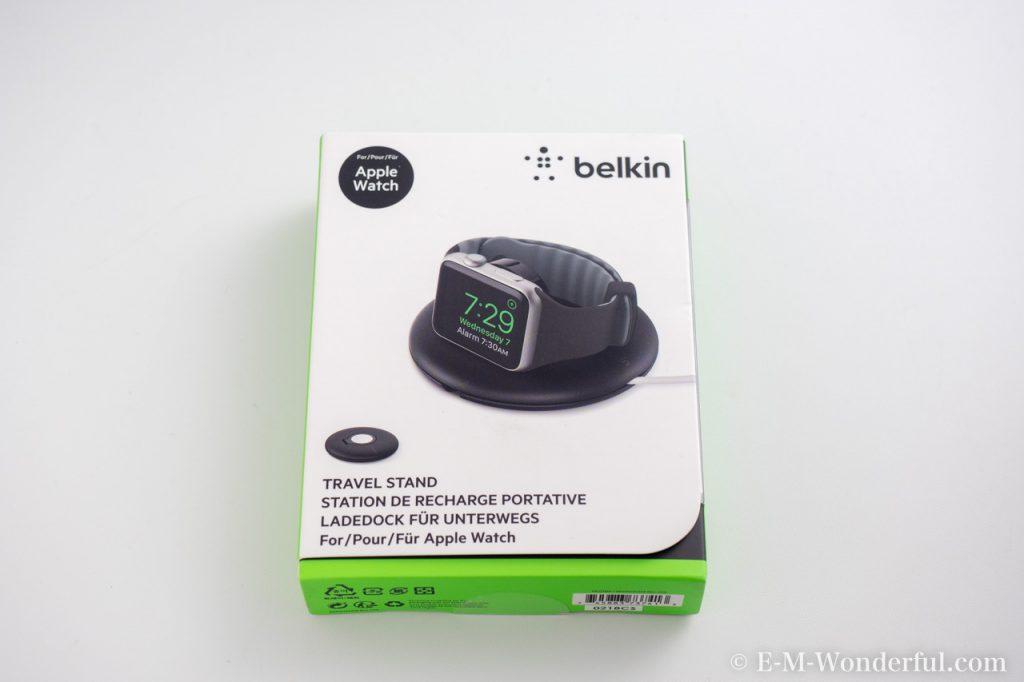 20180922 P9220012 1 1024x682 - belkinのApple Watch 充電スタンドを購入しました