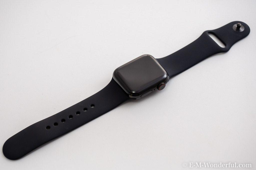 20180924 P9240127 1024x682 - Apple Watch series 4  (ステンレススチール 40mm)を購入しました
