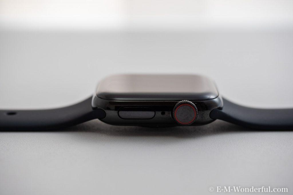 20180924 P9240132 1024x682 - Apple Watch series 4  (ステンレススチール 40mm)を購入しました