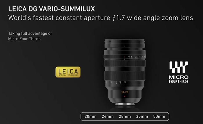 Bildschirmfoto 2018 09 25 um 12.59.21 1 - パナソニックがマイクロフォーサーズ専用のLEICA DG VARIO-SUMMILUX 10-25mm F1.7レンズを発表しました