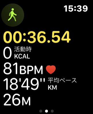 IMG 9390 - Apple Watch初心者に知ってほしい、Apple Watchで出来ること