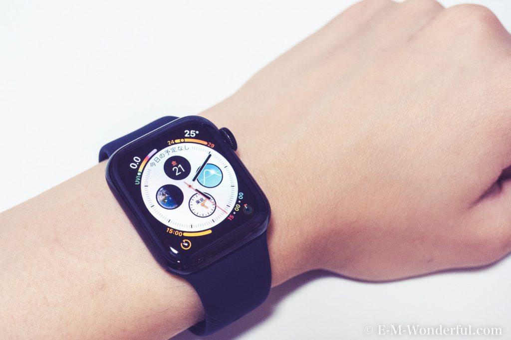 20180921 P9210358 Edit 1024x682 - 使ってみてわかった、Apple Watchの不満点