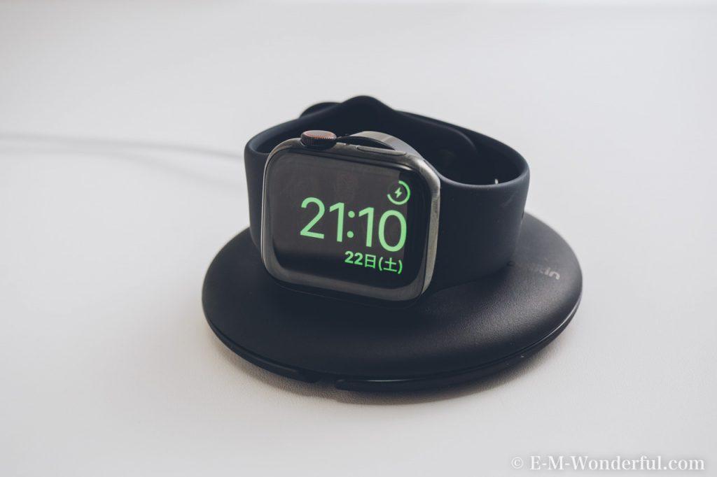 20180922 P9220020 Edit 1024x682 - 使ってみてわかった、Apple Watchの不満点