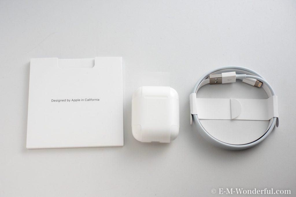 20181102 PB020060 1024x682 - iPhoneやApple Watchと相性抜群、Apple純正BluetoothイヤホンのAirPods購入レビュー