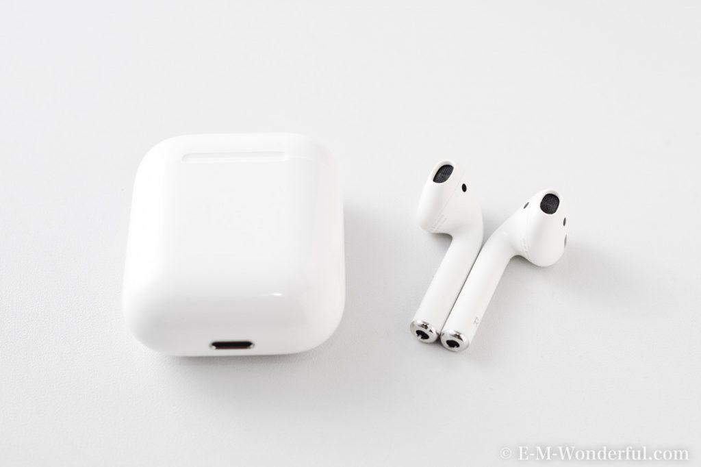 20181108 PB080131 Edit 1024x682 - iPhoneやApple Watchと相性抜群、Apple純正BluetoothイヤホンのAirPods購入レビュー