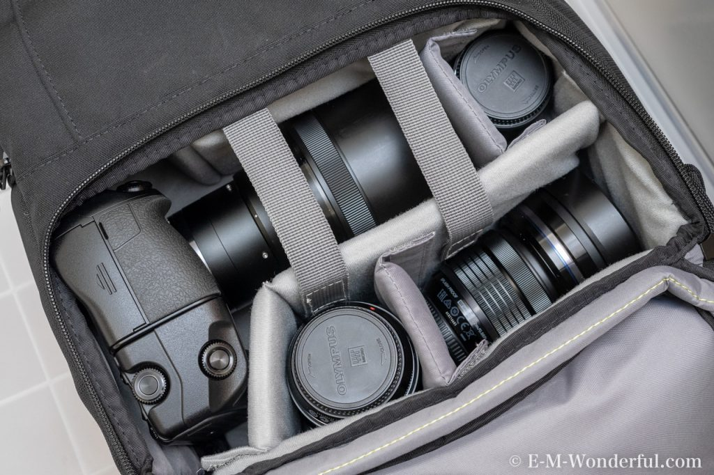 20181204 PC040049 1024x682 - 二気室バックパックの決定版、Endurance(エンデュランス)カメラバッグ Ext購入レビュー