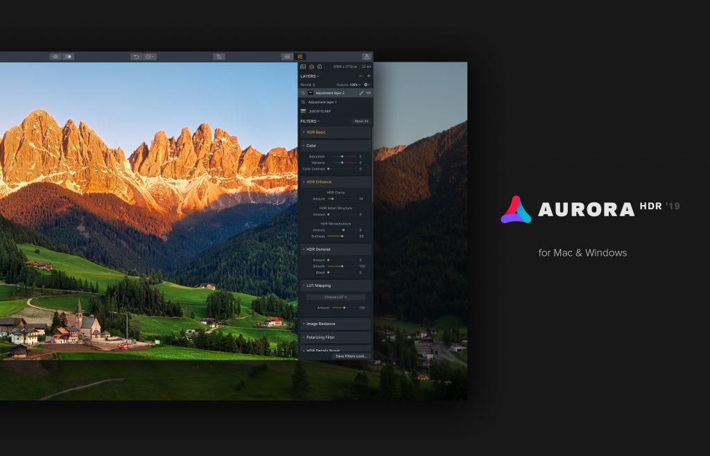 ENG Aurora HDR19 2 1024x658 - 2018年買って良かったカメラ関連商品・Apple関連商品・アプリケーションまとめ