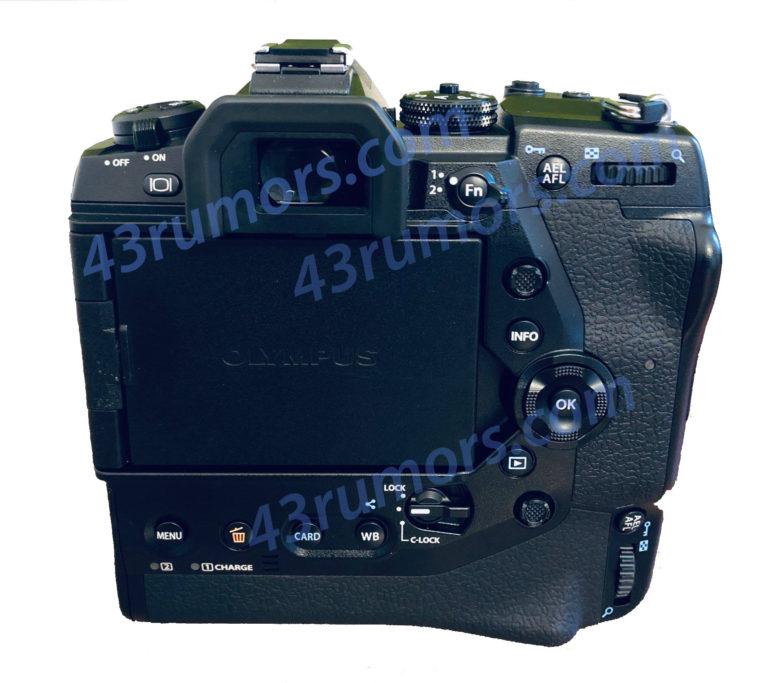 back 768x683 - E-M1Xのリーク画像が掲載されています