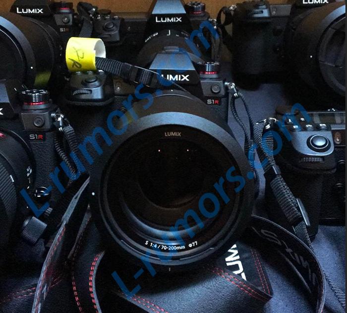 70 200mm - S1・S1Rの予約開始日、交換レンズスペック、ハイレゾ撮影の噂