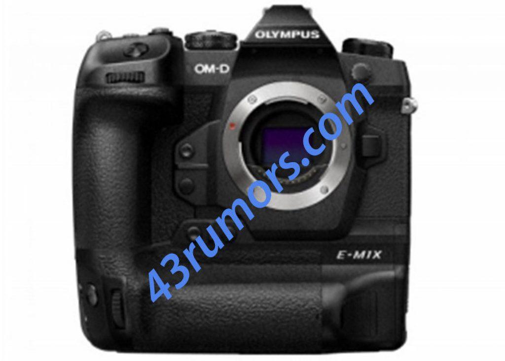 E M1X 1024x733 - E-M1Xの製品画像と価格がリークしました