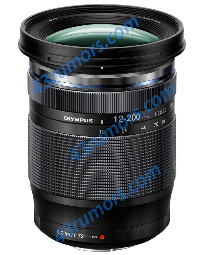Olympus 12 200 - オリンパスが12-200mm F3.5-6.3レンズを発表する?