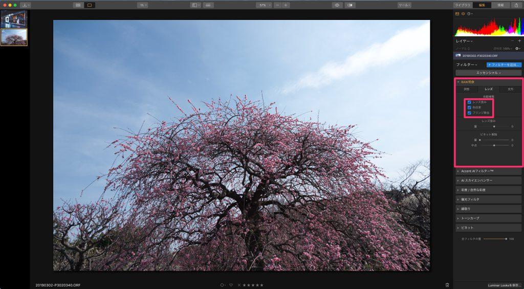 025ce6cbe0d9d8ad48ee724cd83801cf 1024x565 - 初心者でもできる、Luminar 3を使ったRAW現像の手順