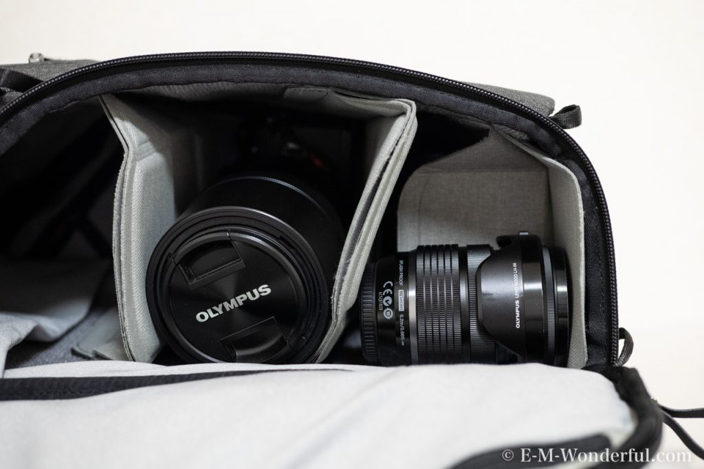 20190331 P3310422 1024x682 - 人気のカメラバッグ、Peak Design(ピークデザイン) Everyday BackpackとEndurance カメラバッグ Ext比較レビュー