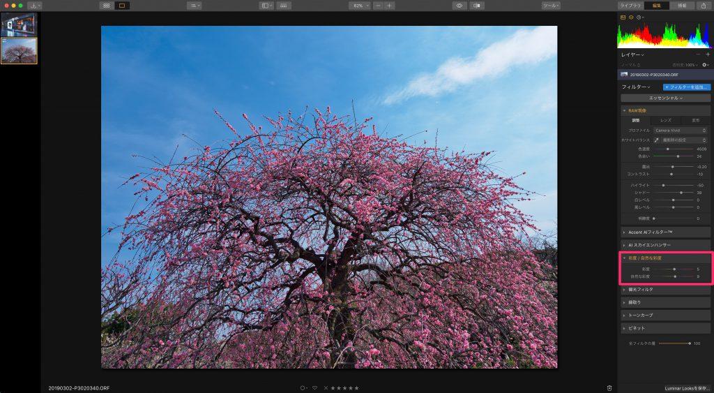 73b5c45d9930940a8aab9e38f83bd143 1024x563 - 初心者でもできる、Luminar 3を使ったRAW現像の手順