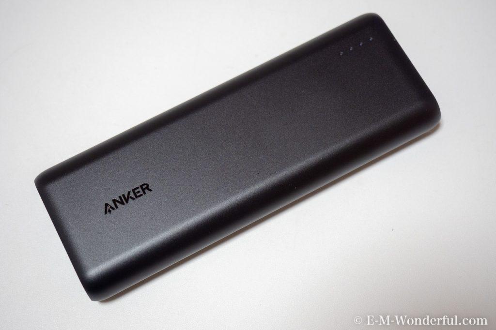 20190404 P4040007 2 1024x682 - MacBookも充電できるPD対応モバイルバッテリー、Anker PowerCore Speed 20000 PDレビュー