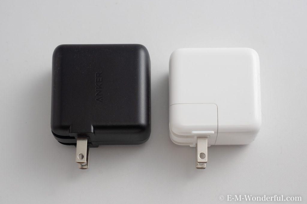 20190414 P4140010 1024x682 - MacBookも充電できるPD対応モバイルバッテリー、Anker PowerCore Speed 20000 PDレビュー