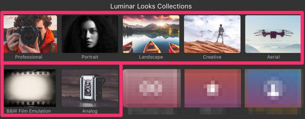 looks f 1024x400 - Luminar 3とLuminar Flexの違いを解説