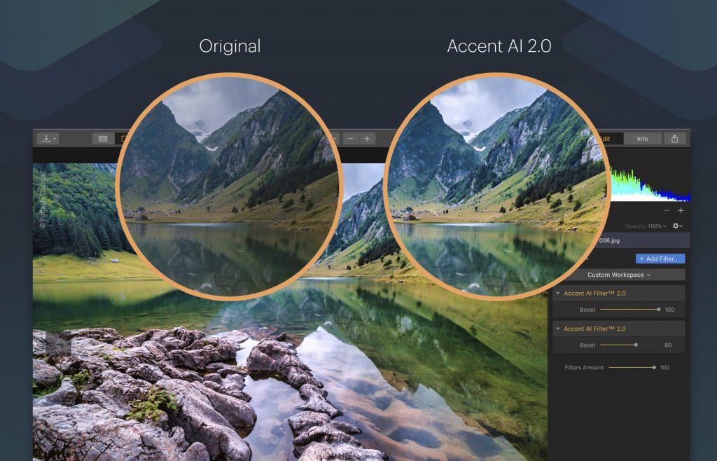 1 1024x658 - Luminar 3.1がリリース、進化したAccent AI2.0を紹介