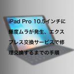 43a337e410c165f3d099f48e22d6cf24 150x150 - iPad Pro 10.5インチに輝度ムラが発生、エクスプレス交換サービスで修理交換するまでの手順