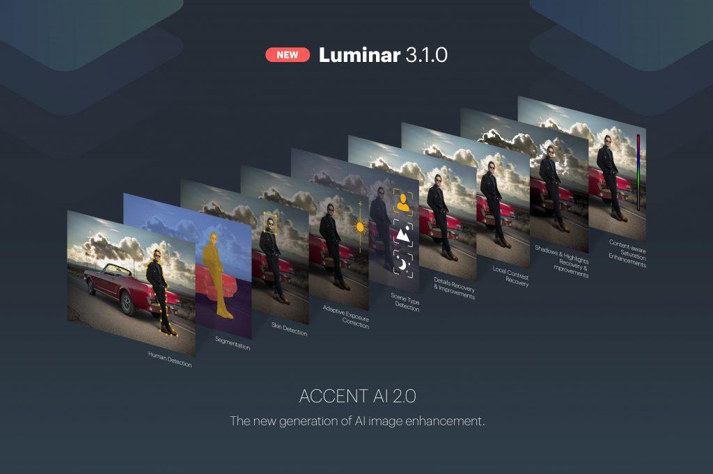Accent 2.0 1024x681 - Luminar 3.1がリリース、進化したAccent AI2.0を紹介